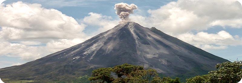 آتشفشان های خطرناک