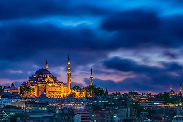 معروف ترین مساجد جهان