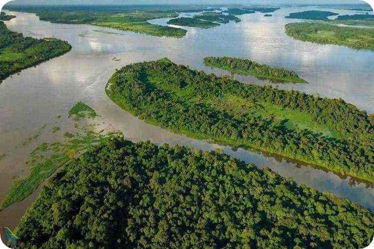عمیق ترین رودخانه جهان