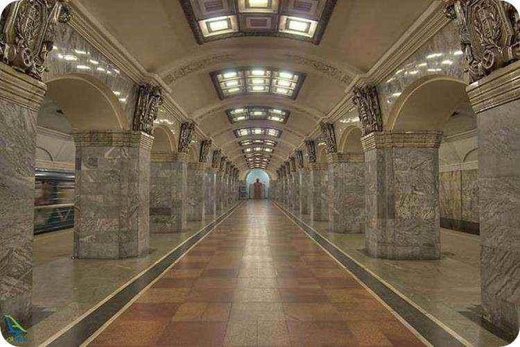دیدنی های شهر مسکو