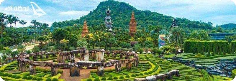 باغ های زیبای گیاه شناسی