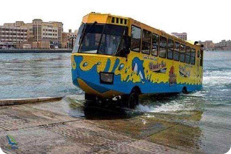 اتوبوس دریایی
