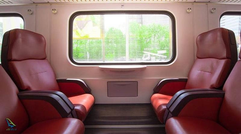سفر کردن با قطار
