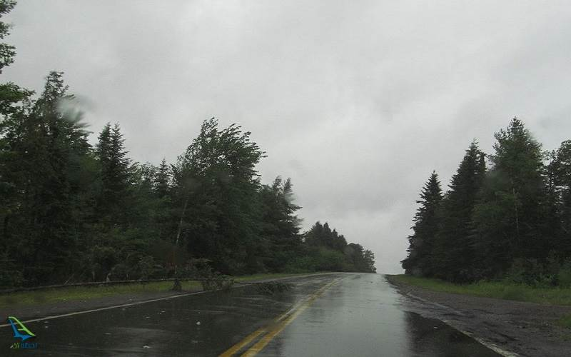 جاده های خوفناک
