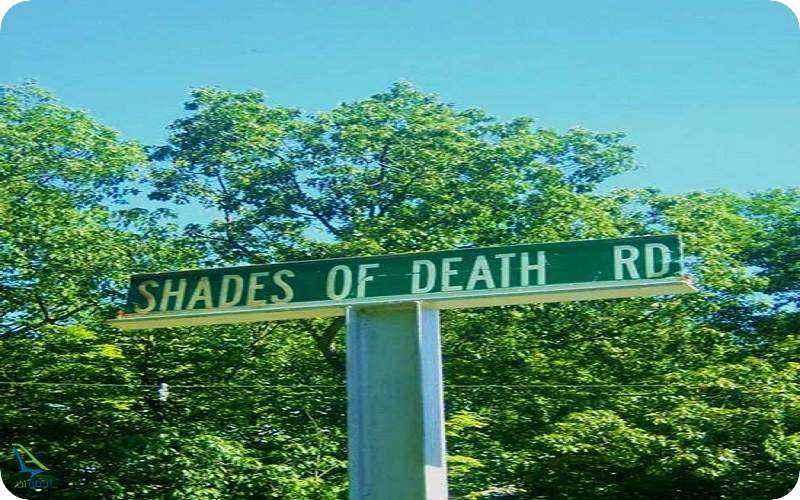 سایه های مرگ