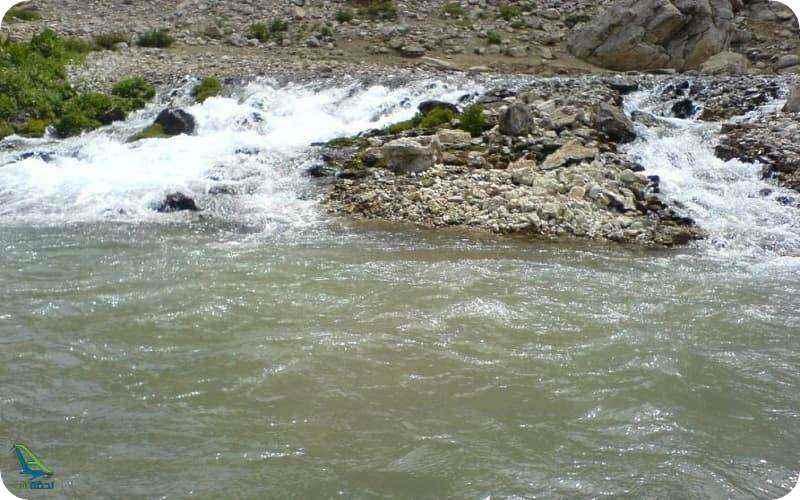 رودخانه های دشت لار