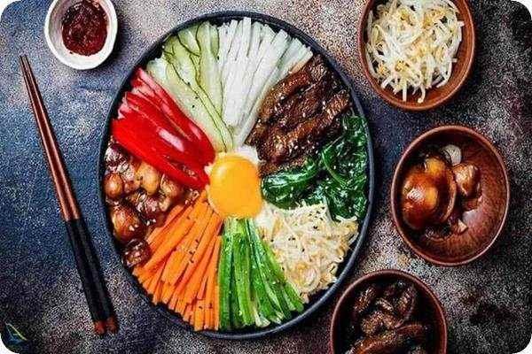 غذاهای سنتی کره جنوبی | لحظه آخر