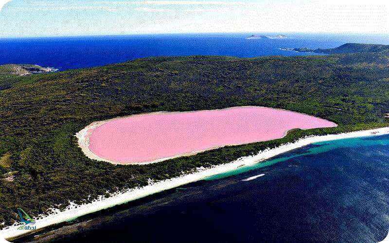 دریاچه های عجیب جهان