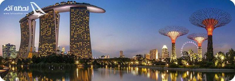 قوانین عجیب و غریب جزیره سنگاپور