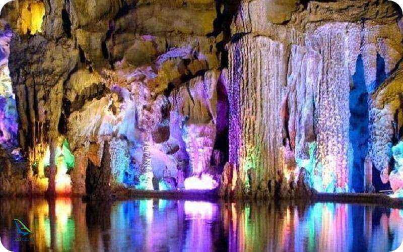 غارهای تماشایی دنیا