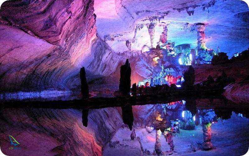 غار رنگی