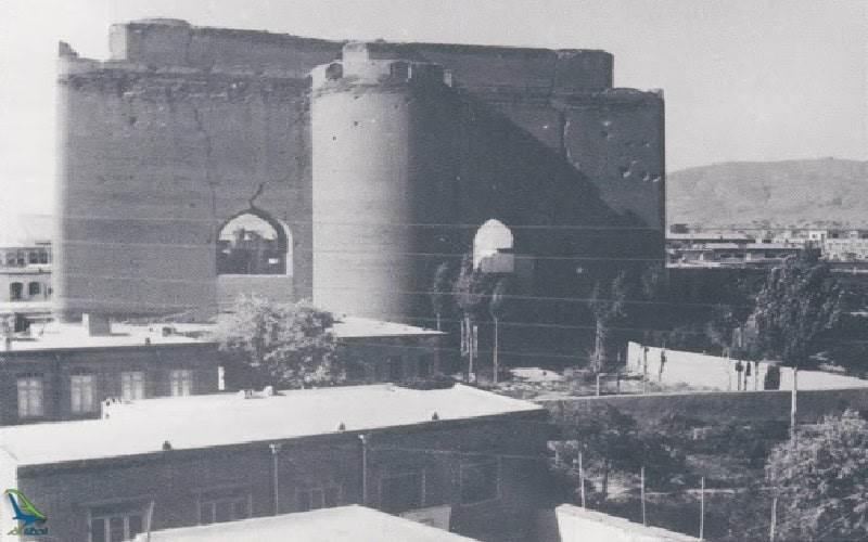 ارگ تبریز