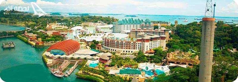 پایتخت کشور سنگاپور