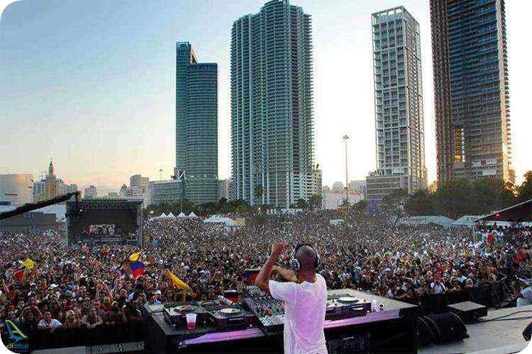 فستیوال های موسیقی