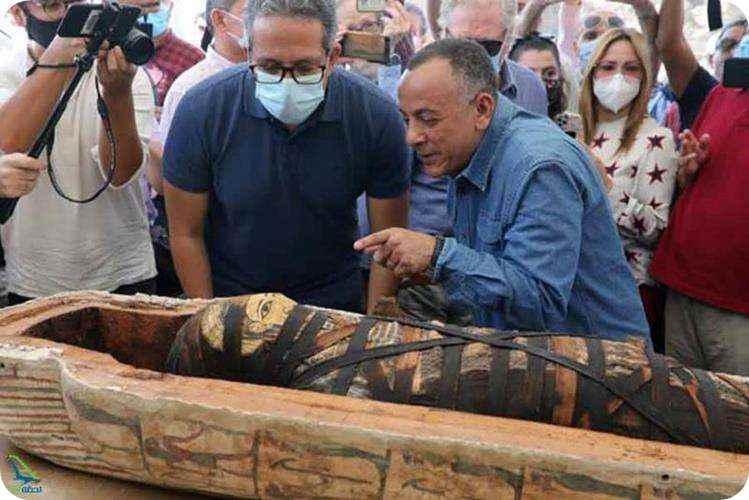 مومیایی های مصر