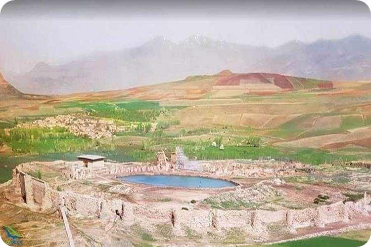تخت سلیمان