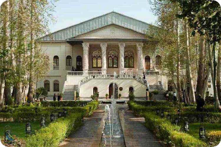 باغ موزه فردوس
