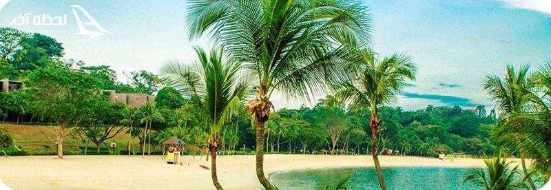 جزیره زیبای سنگاپور