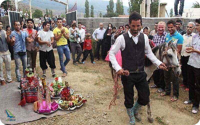 مراسم ازدواج در ایران