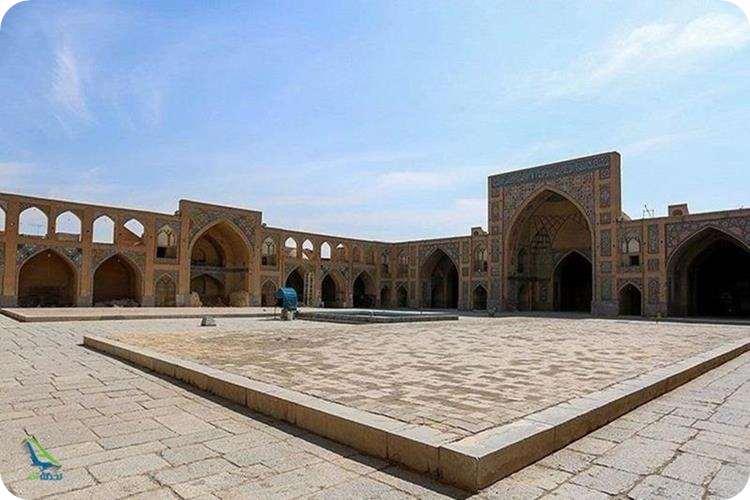 مسجد حکیم اصفهان | لحظه آخر