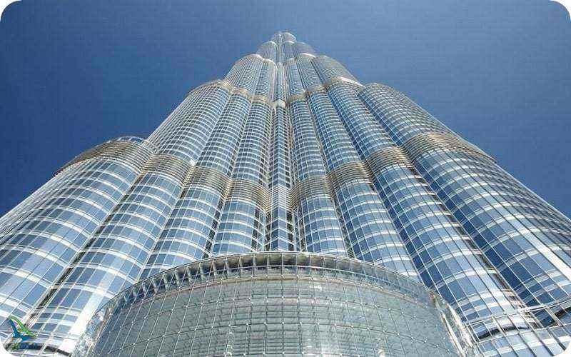برج دبی