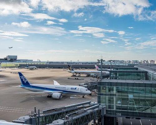 فرودگاه بینالمللی هاندا توکیو