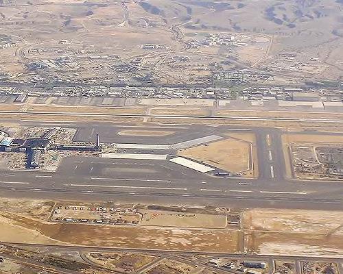 فرودگاه بین المللی مسقط
