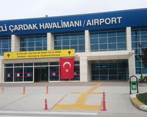 فرودگاه چارداک دنیزلی