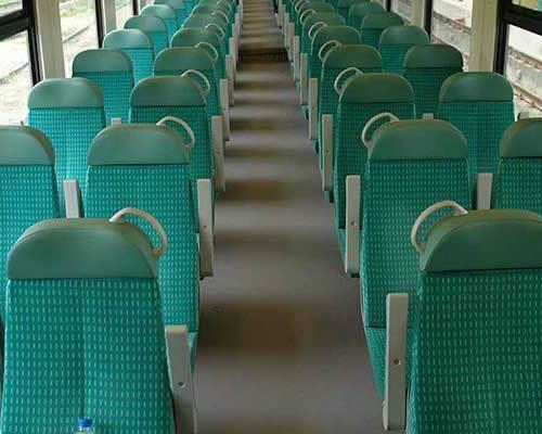 قطار اتوبوسی ماهان