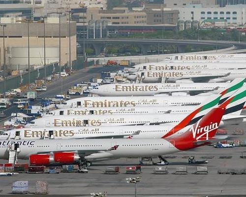 آدرس فرودگاه دبی