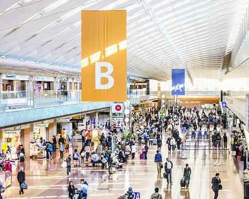 فرودگاه بینالمللی هاندا