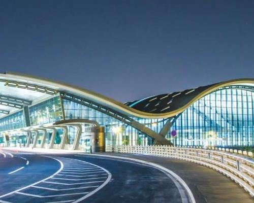 فرودگاه حمد دوحه