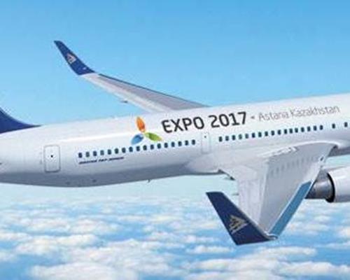 مقاصد پروازی Air Astana