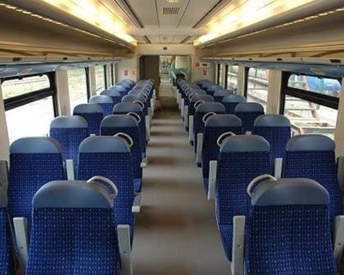 بلیط قطار اتوبوسی ماهان