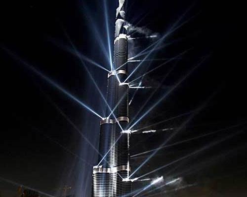 بزرگترین برج جهان