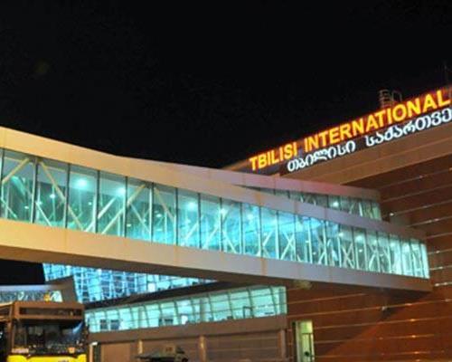 فرودگاه شوتا روستاولی گرجستان