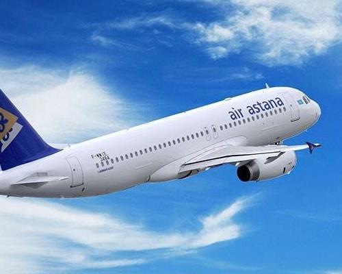 بلیط پرواز Air Astana