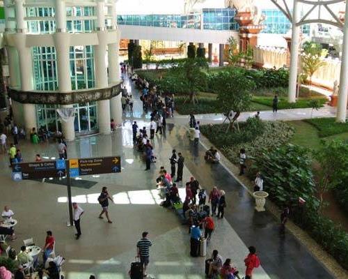 امکانات فرودگاه انگوراه رای