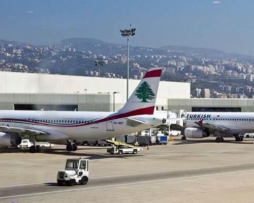 فرودگاه بین المللی بیروت