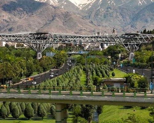 اطلاع از آب و هوای تهران