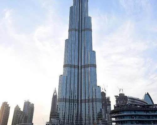 بزرگترین برج جهان، برج خلیفه