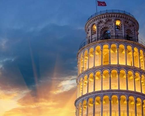 برج پیزا