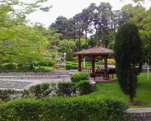 پارک جنگلی پردیسان