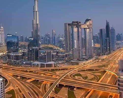 برج زیبای خلیفه